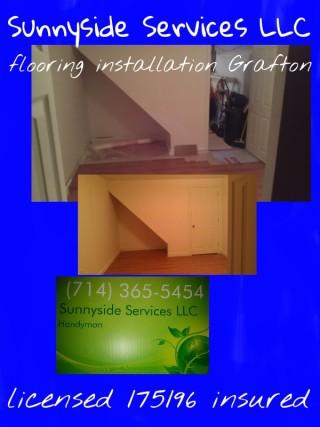 Flooring installation Grafton
