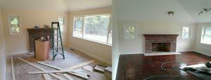 sunnyside services flooring install